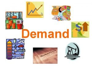 Demand Demand Schedule P QD 4lb 5 million