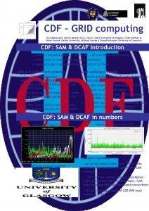 CDF GRID computing UK collaborators Valeria Bartsch UCL