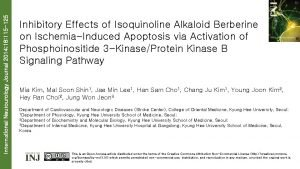 International Neurourology Journal 2014 18 115 125 Inhibitory