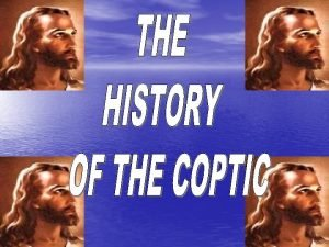 The Coptic Church Before the Council of Chalcedon