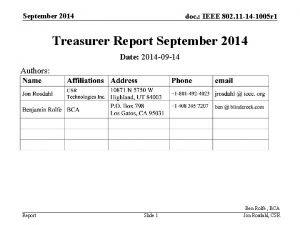 September 2014 doc IEEE 802 11 14 1005