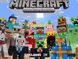 Minecraft Mody wiata Spis treci mody skins kilofy