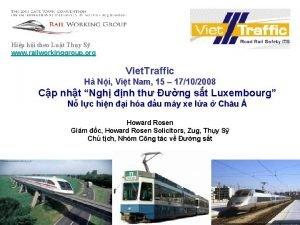 Hip hi theo Lut Thy S www railworkinggroup