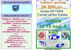 Hlavn partnei pro rok 2017 Dal partnei pro