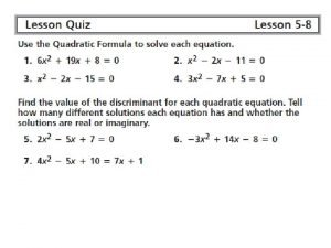 Questions Questions Questions Math 2 Warm Up In
