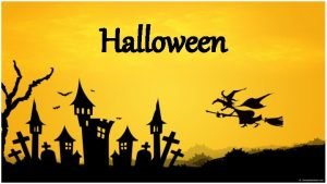 Halloween Quiz What do you know about Halloween