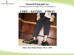 Financial Holographix Inc Funding Business through Financial Intelligence