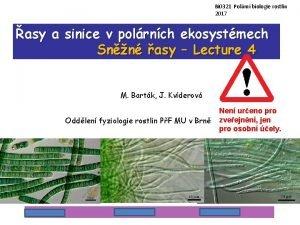 Bi 0321 Polrn biologie rostlin 2017 asy a