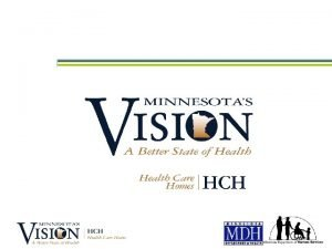 MN Health Reform In 2008 MN legislature passed