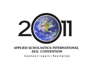 Applied Scholastics International All Rights Reserved School Accreditation