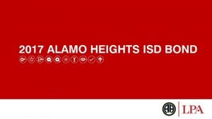 LPA AHISD Mission Statement The Alamo Heights Independent
