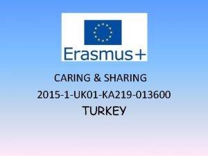 CARING SHARING 2015 1 UK 01 KA 219