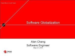 Trend Micro G 11 N Team Software Globalization