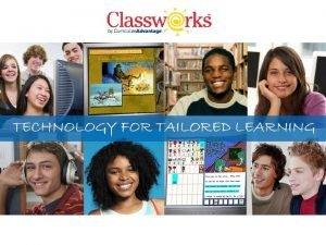 What You Can Expect with Classworks Web Edition