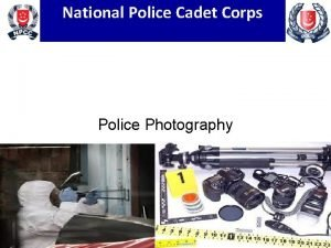 National Police Cadet Corps Police Photography National Police