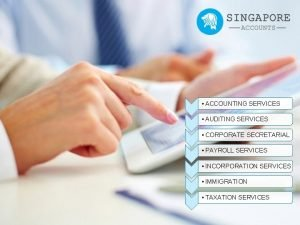ACCOUNTING SERVICES AUDITING SERVICES CORPORATE SECRETARIAL PAYROLL SERVICES