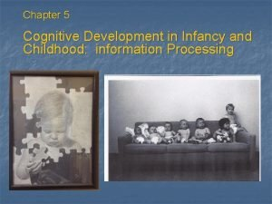 Chapter 5 Cognitive Development in Infancy and Childhood