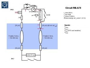 Rint Circuit RB A 78 DCCT RPTE 16250