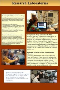 Research Laboratories Biomedical Signal Processing Laboratory The mission