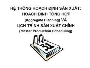 H THNG HOCH NH SN XUT HOCH NH
