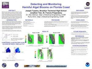 Detecting and Monitoring Harmful Algal Blooms on Florida