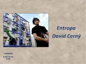 Entropa David Cern Castellano David Cern Entropa es