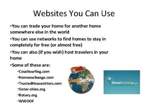Websites You Can Use You can trade your
