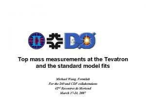 Top mass measurements at the Tevatron and the