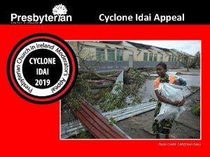 Cyclone Idai Appeal Photo Credit CAREJosh Estey Cyclone