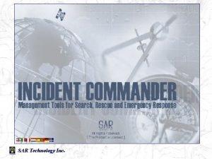 SAR Technology Inc Import Personnel Custom Skills SAR