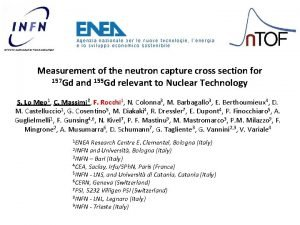 Measurement of the neutron capture cross section for