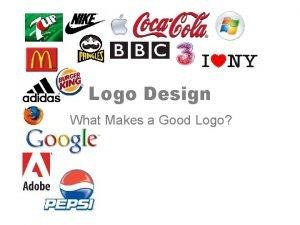 Logo Design What Makes a Good Logo Iconic