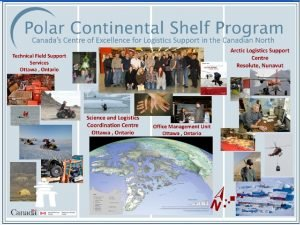 Polar Continental Shelf Program 2011 Canadian Forces Combat
