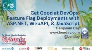 Get Good at Dev Ops Feature Flag Deployments