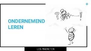 ONDERNEMEND LEREN LES MAGNETEN Help Magnetenoverschot Oeps De