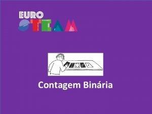 1 KANPALDIA Creativity and Logic Camp Contagem Binria