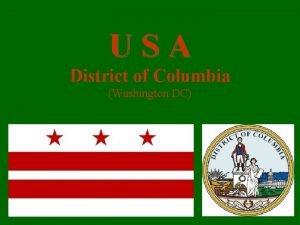USA District of Columbia Washington DC Washington Capitol