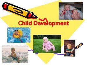 Child Development Why Study Child Development The Top