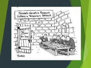 Mendelian Heredity Fundamentals of Genetics Chapter 9 Heredity