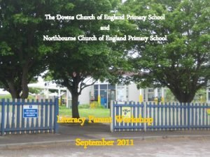 The Downs Church of England Primary School and