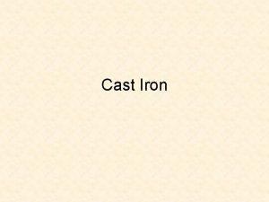 Cast Iron ORE Blast Furnace PIG IRON CUPOLA