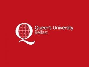 Queens University Belfast Crest Coat of Arms Emblem