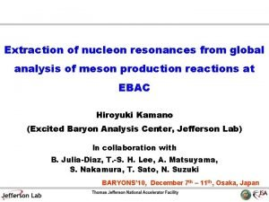 Extraction of nucleon resonances from global analysis of