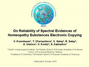 On Reliability of Spectral Evidences of Homeopathy Substances