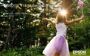 EBSXW 1112 Series Features Julia LIN EMD Paris