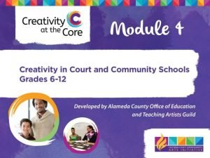 Access to arts education is a valuable resource