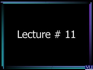 Lecture 11 Programmable Peripheral Interface PPI Programmable Peripheral