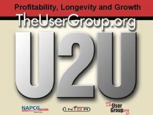 Profitability Longevity and Growth Profitability Longevity and Growth