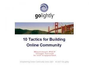 10 Tactics for Building Online Community Empowering Online