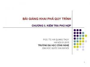 BI GING KHAI PH QUY TRNH CHNG 5